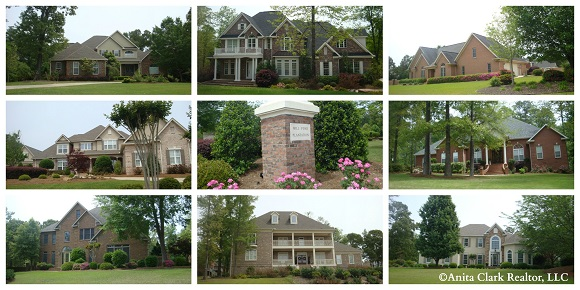 Mill Pond Plantation Subdivision in Warner Robins GA 31088