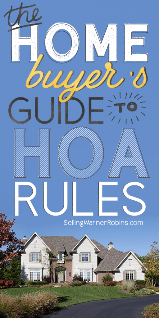 The Home Buyer's Guide to HOA Rules