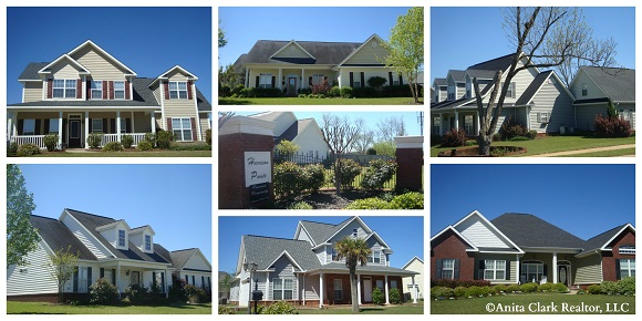 Harrison Pointe Subdivision in Warner Robins GA 31088