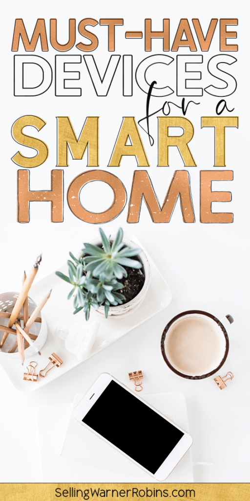 Must-Have Devices for a Smart Home