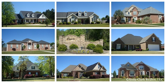 Weatherby Plantation Subdivision in Warner Robins GA 31088