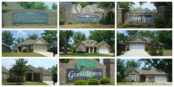 Grand Reserve Subdivision in Kathleen GA 31047