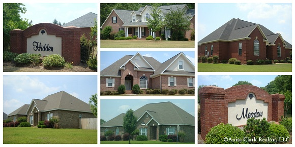 Hidden Meadow Subdivision in Perry GA 31069