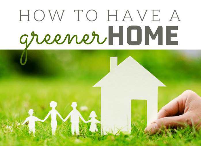 Tips for Creating a Greener Home
