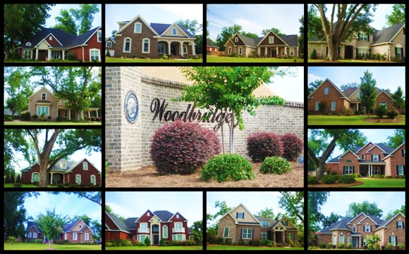 Woodbridge Subdivision in Warner Robins GA 31088