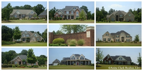 The Bluff At Riverbend Plantation Subdivision in Bonaire GA 31005