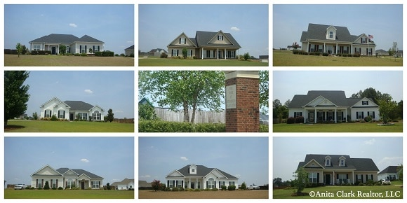 The Farm At Riverbend Plantation Subdivision in Bonaire GA 31005