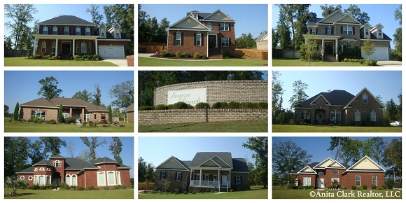 Morgan Ranch Subdivision in Bonaire GA 31005