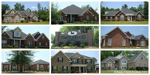 Thistlewood Subdivision in Kathleen GA 31047