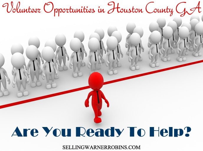 Volunteer Opportunities in Houston County GA