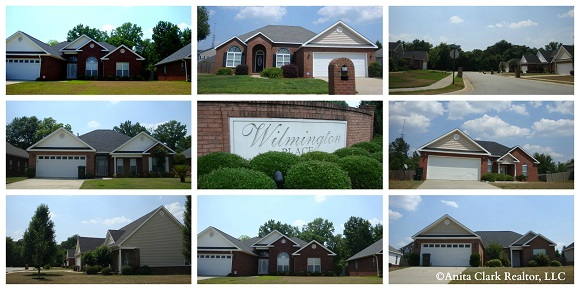 Wilmington Place Subdivision in Warner Robins GA 31088