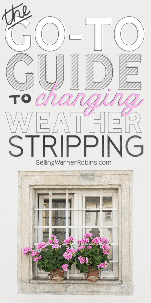The Go-To Guide to Changing Weatherstripping