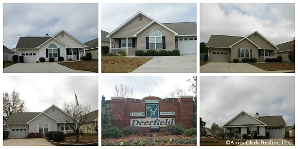 Deerfield Subdivision in Warner Robins GA 31088