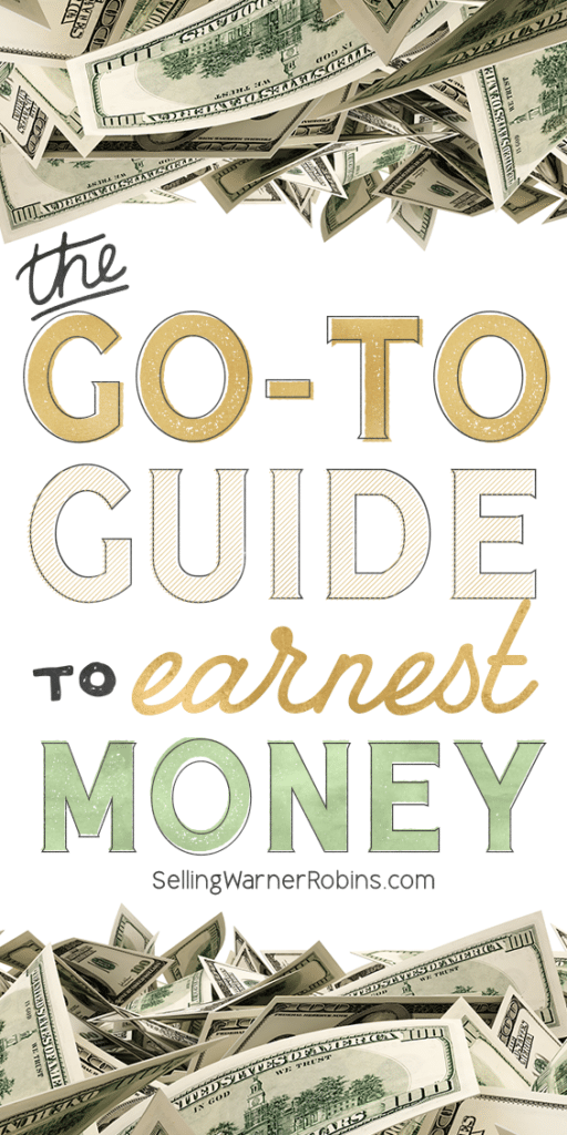 The Go-To Guide to Earnest Money
