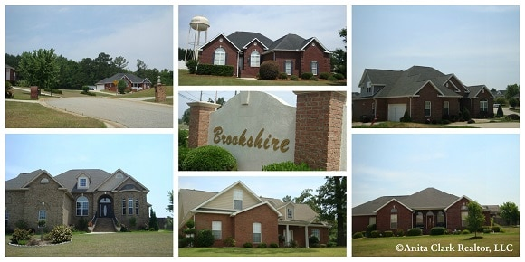 Brookshire Subdivision in Warner Robins GA 31088
