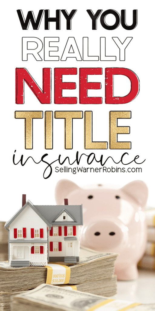 Why You Really Need Title Insurance
