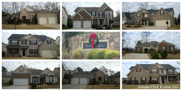 Huntington Grove Subdivision in Kathleen GA 31047