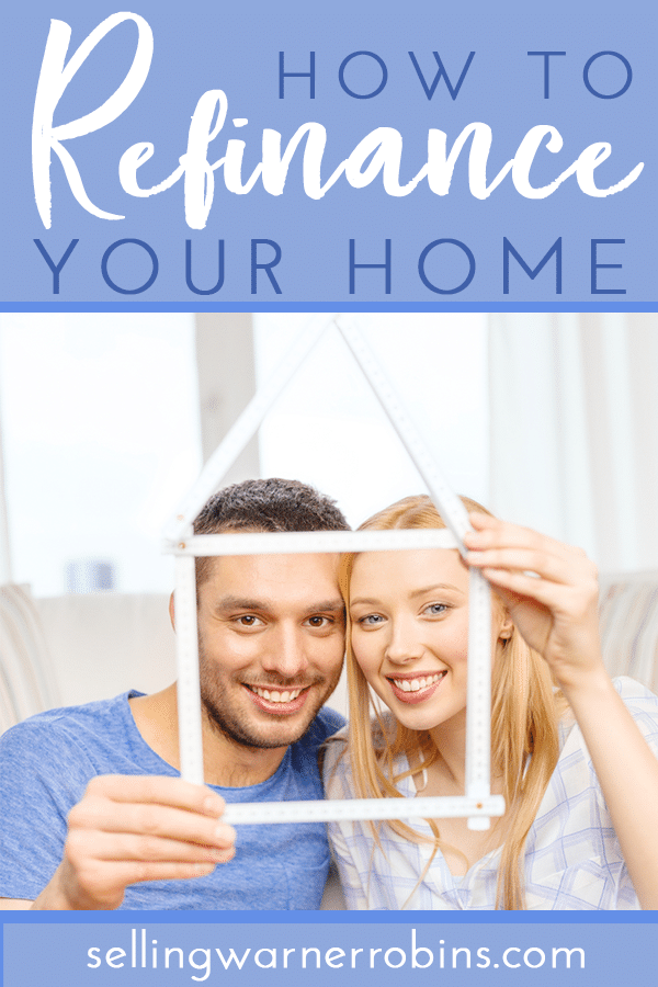 The Home Refinancing Process