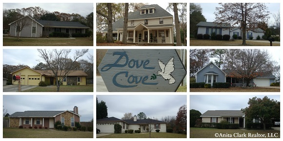Dove Cove Subdivision in Warner Robins GA 31088
