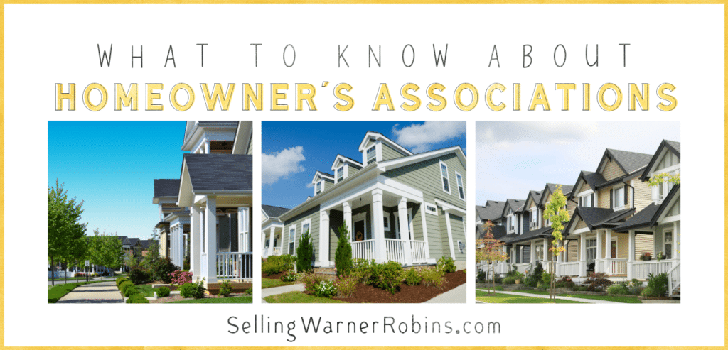 Home Buyer Tips: Does This Subdivision Have a Homeowners Association?