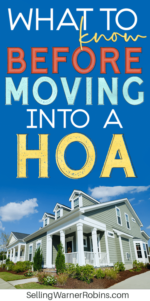 What to Know Before Moving Into A HOA