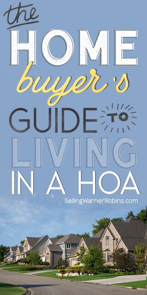 The Home Buyer's Guide to Living in a HOA