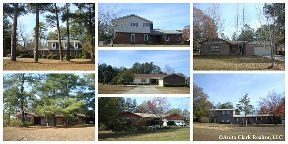Hidden Valley Subdivision in Centerville GA 31028