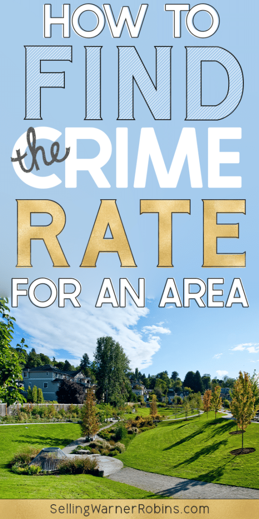 How to Find The Crime Rate for an Area