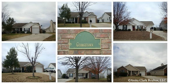 The Georgetown Subdivision in Warner Robins GA 31088