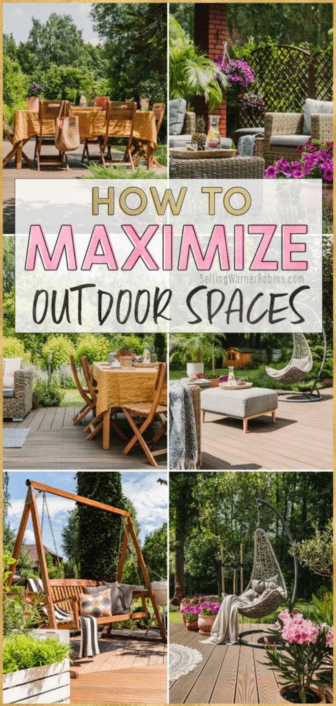 How to Maximize Outdoor Spaces