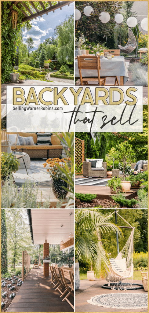 How to Create a Backyard that Sells