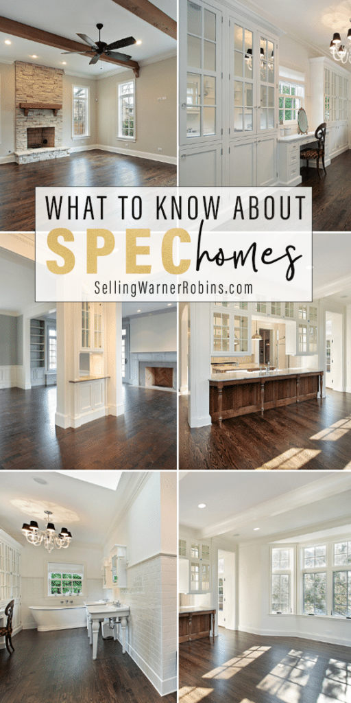 What to Know About Spec Homes