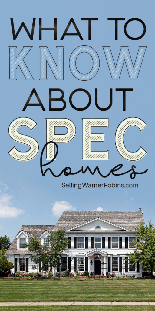 Everything to Know About Spec Homes