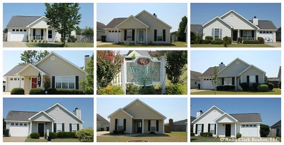 Wesley Place Subdivision in Warner Robins GA 31093