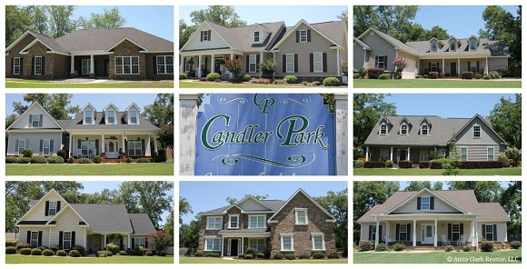 Candler Park Subdivision in Kathleen GA 31047