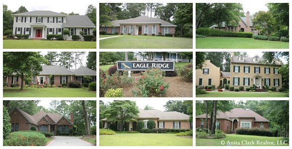 Eagle Ridge at Stathams Landing Subdivision in Warner Robins GA 31088