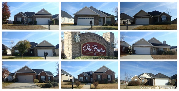 The Preston Subdivision in Byron GA 31008