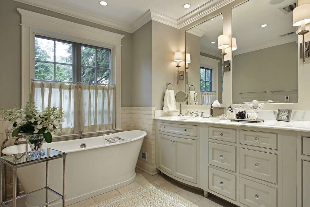 Resale value for your bathroom renovation