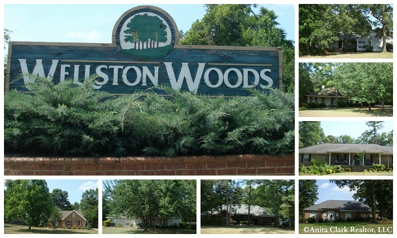Wellston Woods Subdivision in Warner Robins GA 31093