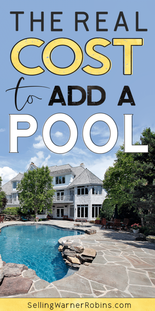 The Real Cost to Add a Pool