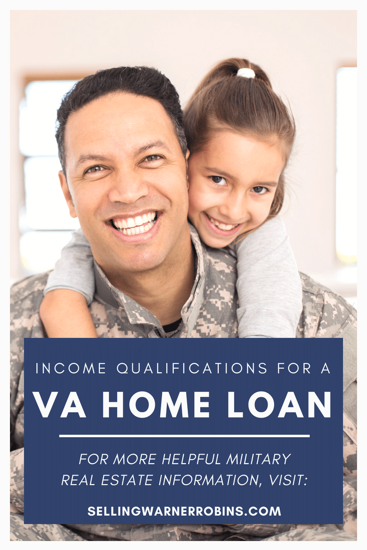What Income Counts for a VA Loan?