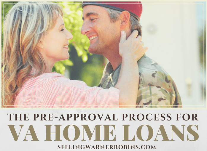 VA Loan Preapproval Process