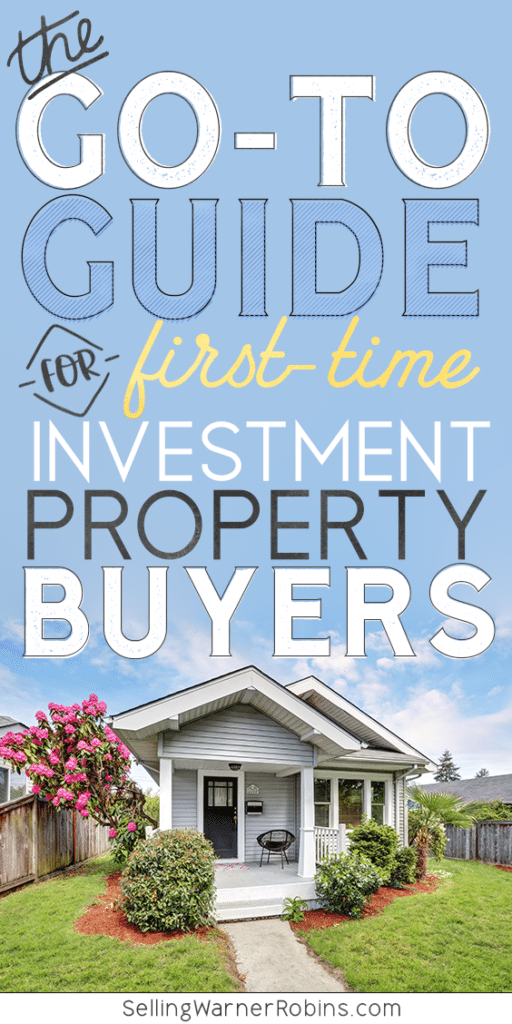 The Go-To Guide for First-Time Investment Property Buyers