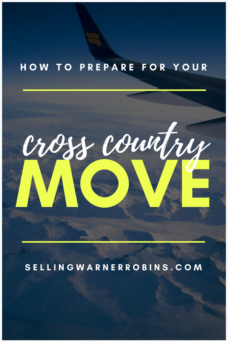 Moving Cross-Country