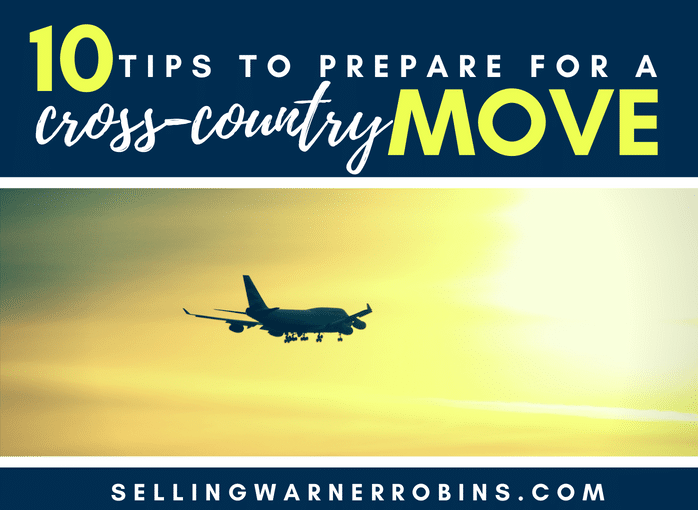 How to Prepare for Your Cross-Country Move
