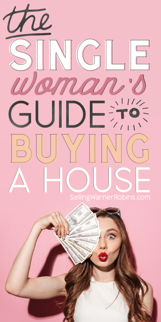 The Single Woman's Guide to Buying a New Home