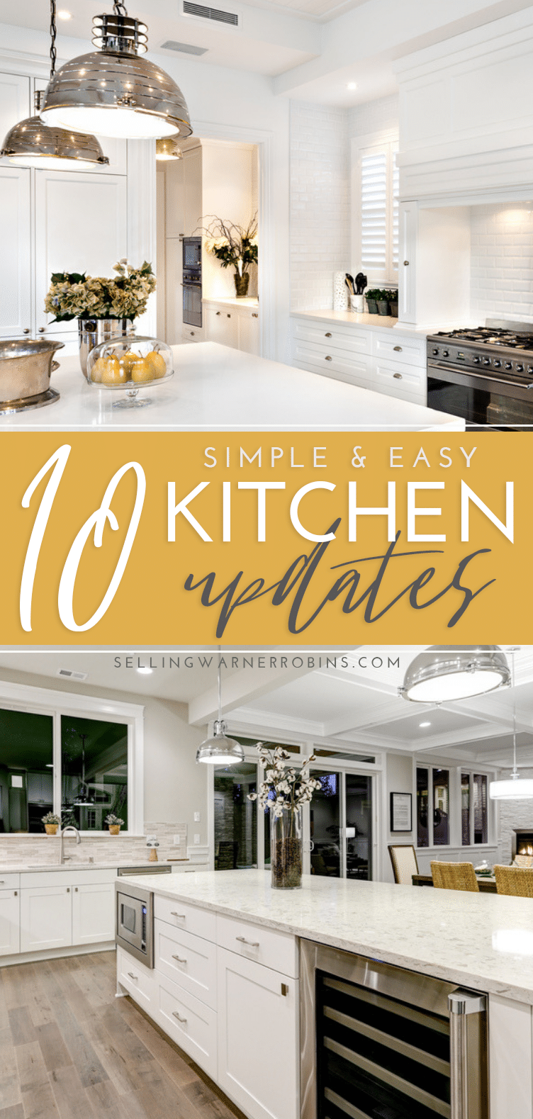 Ten Tips to Creating Your Dream Kitchen
