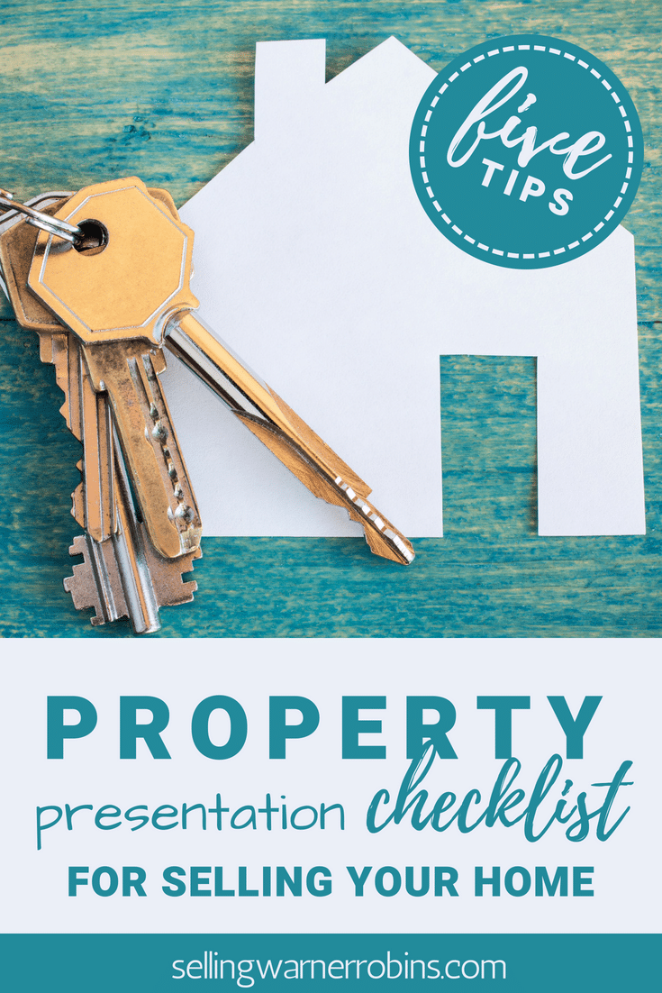 Your Property Presentation Checklist