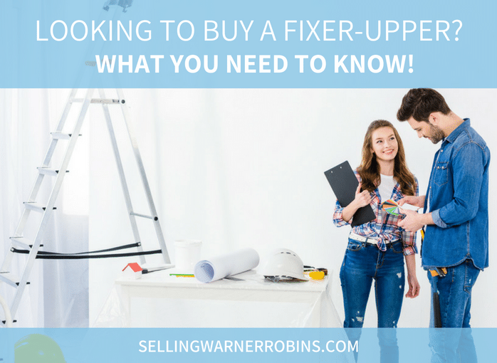 Purchasing A Fixer-Upper Property
