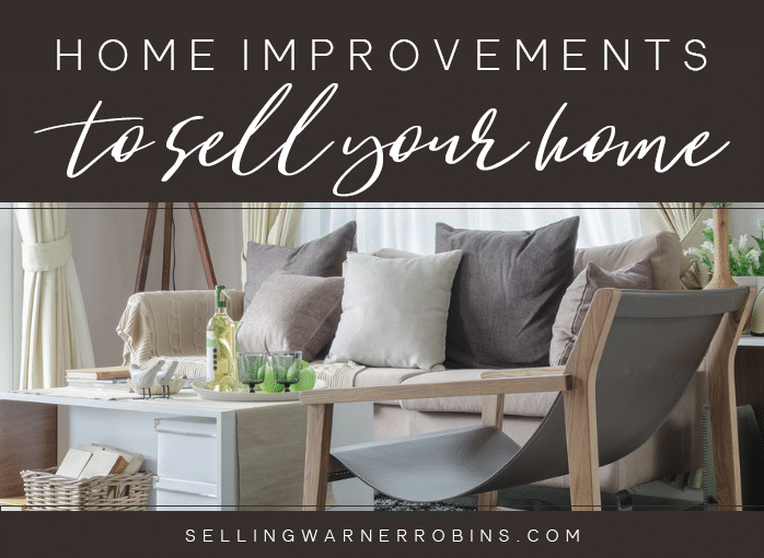 Home Improvements to Help Your Home Sell